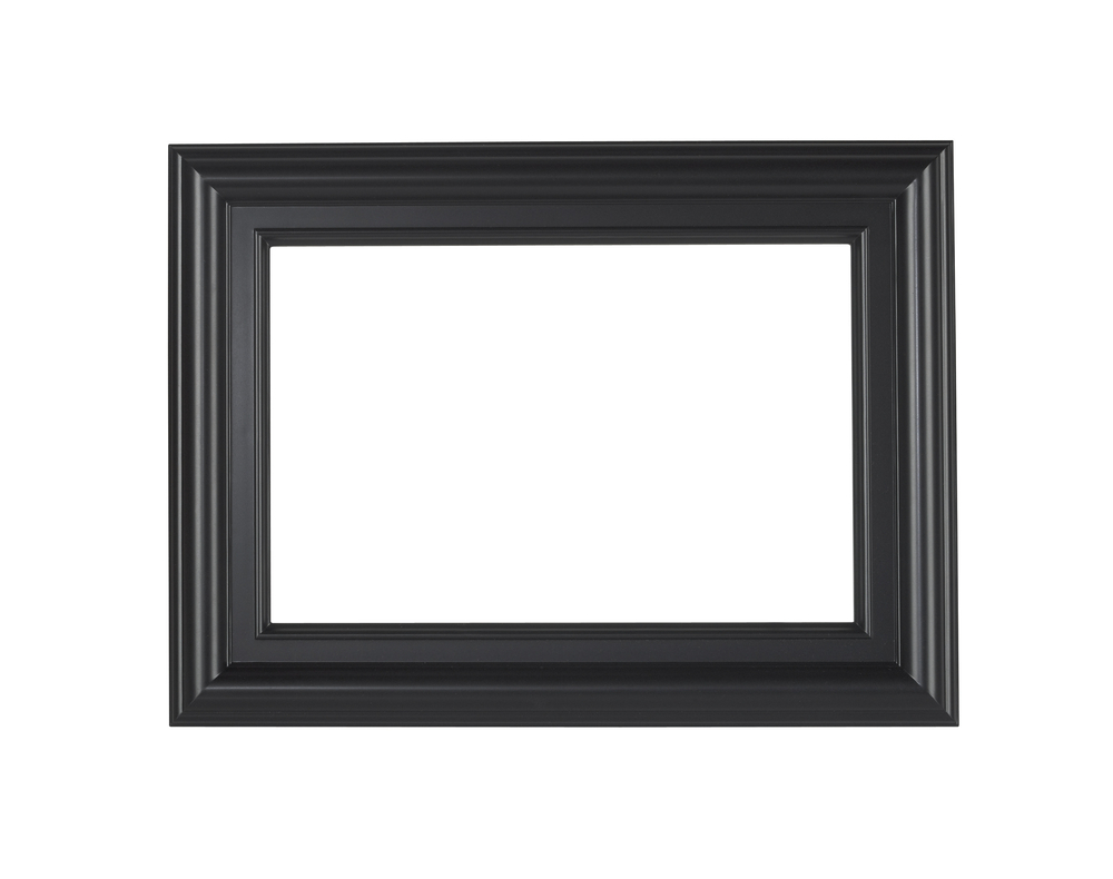 It's amazing how much this seemingly simple frame will cost when custom-made and sized.